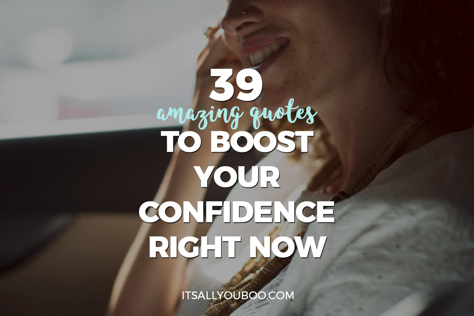 Amazing Quotes 39 Amazing Quotes To Boost Your Confidence Right Now  It's All