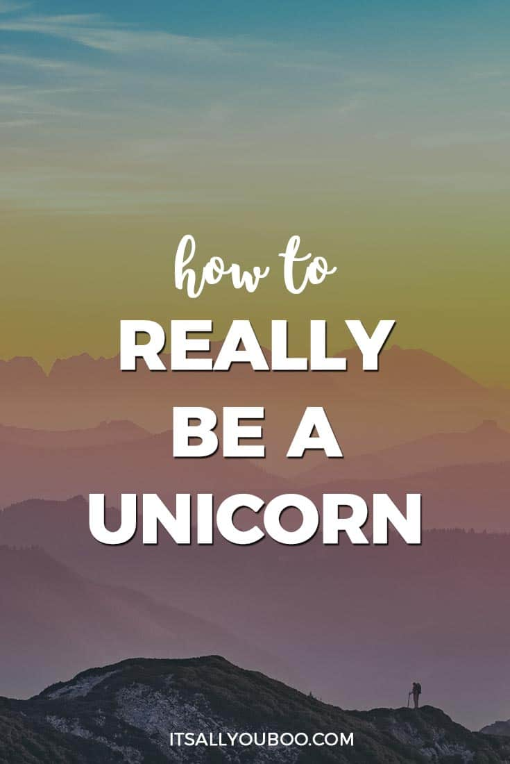 how to a unicorn