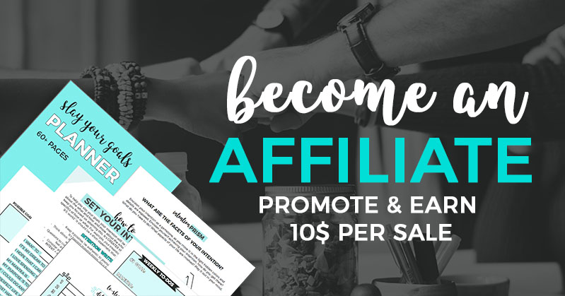 Become an Affiliate Promote & Earn $10 Per Sale