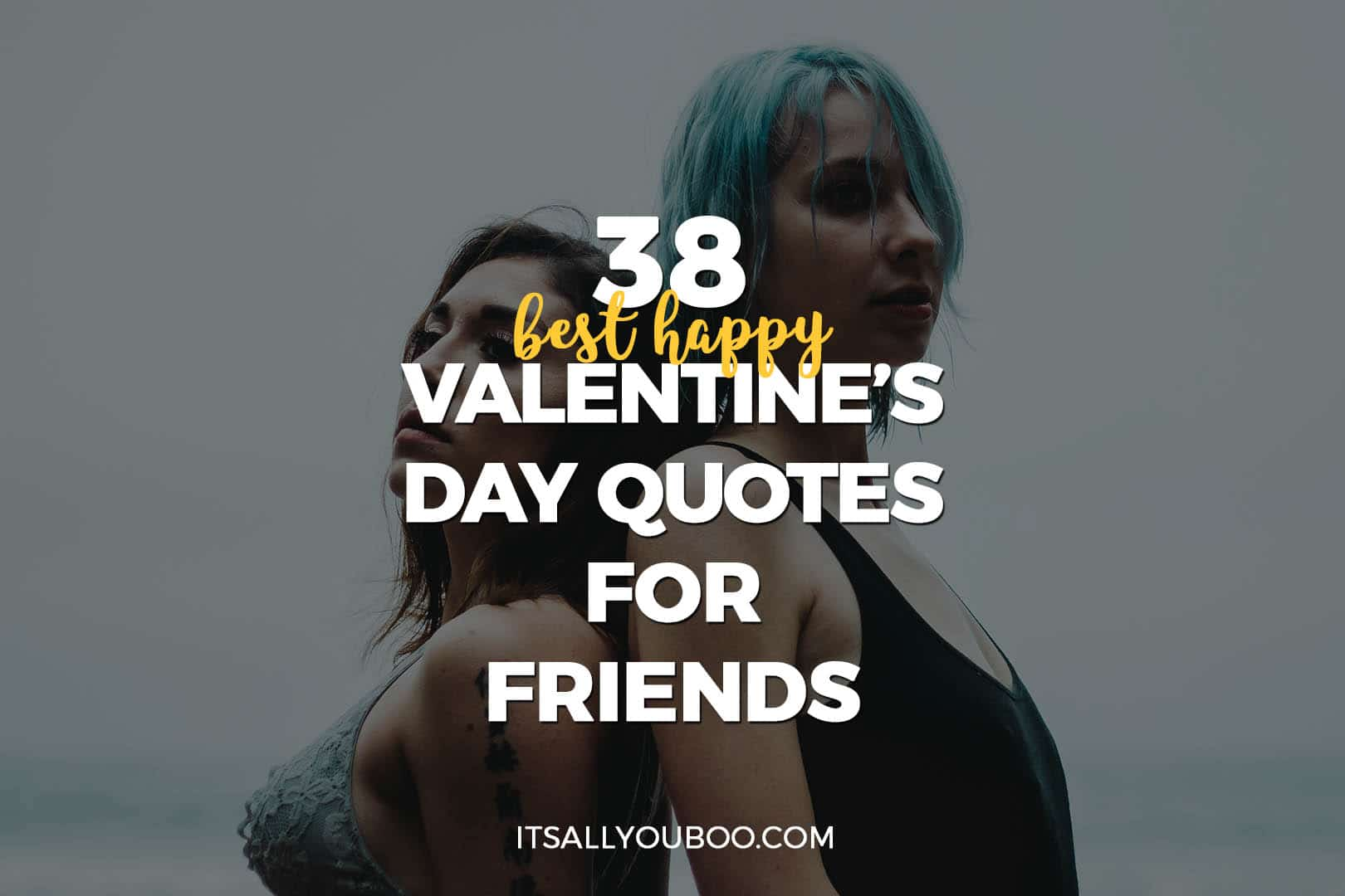 38 Best Happy Valentine's Day Quotes For Friends