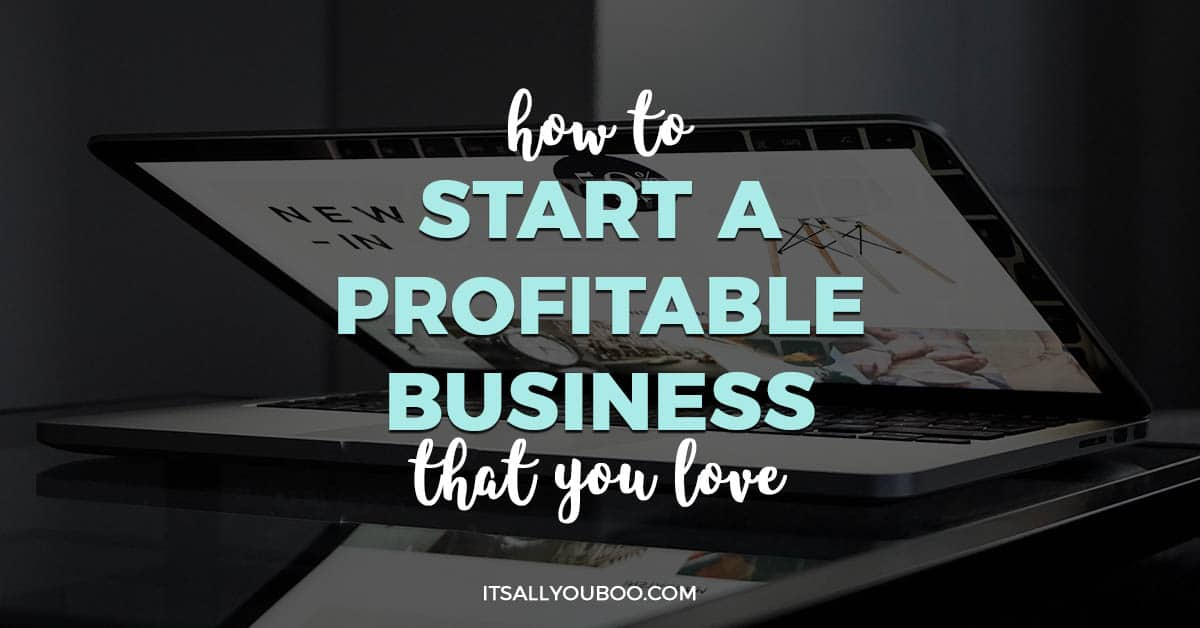 profitable business