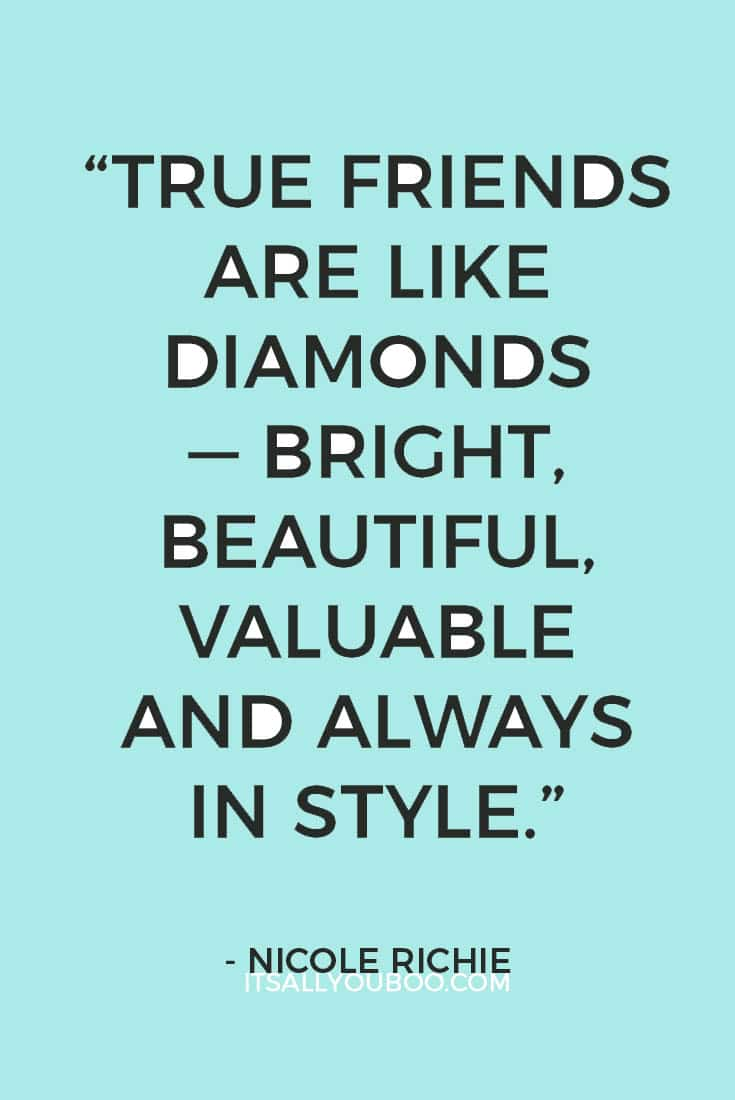 Quotes About Friendship Distance Glamorous 38 Best Happy Valentine's Day Quotes For Friends  It's All You Boo