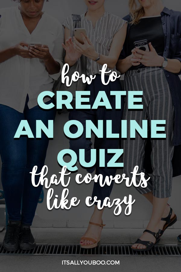 How to Create an Online Quiz that Converts