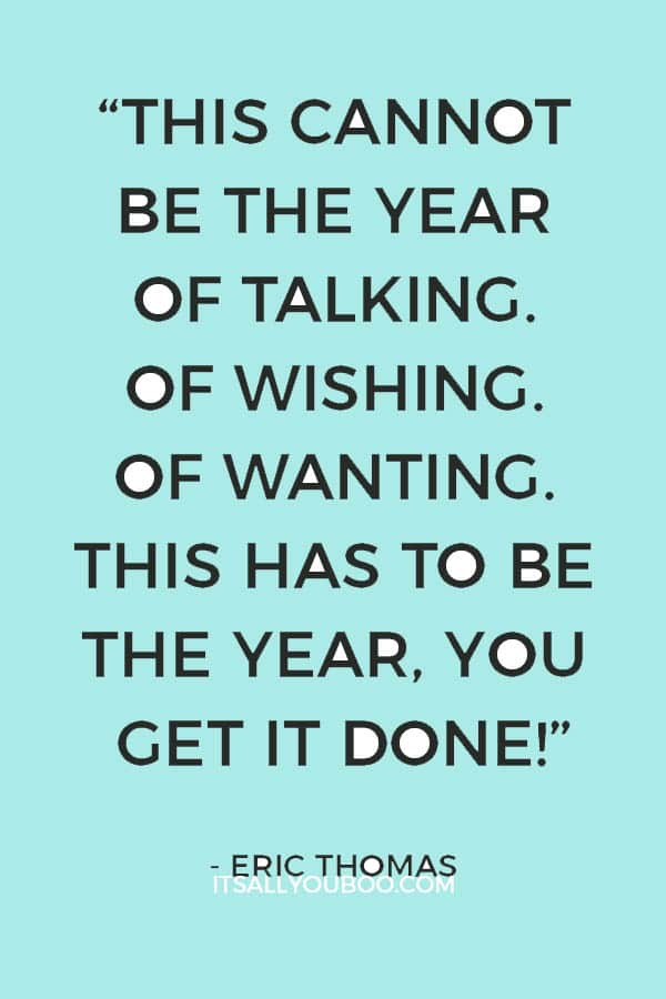 40 Inspirational End Of Year Quotes For 40 It's All You Boo Unique New Year Quotes Inspirational