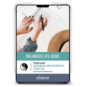 Balanced Life Guide
