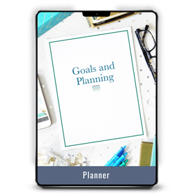 Goals and Planning Bundle