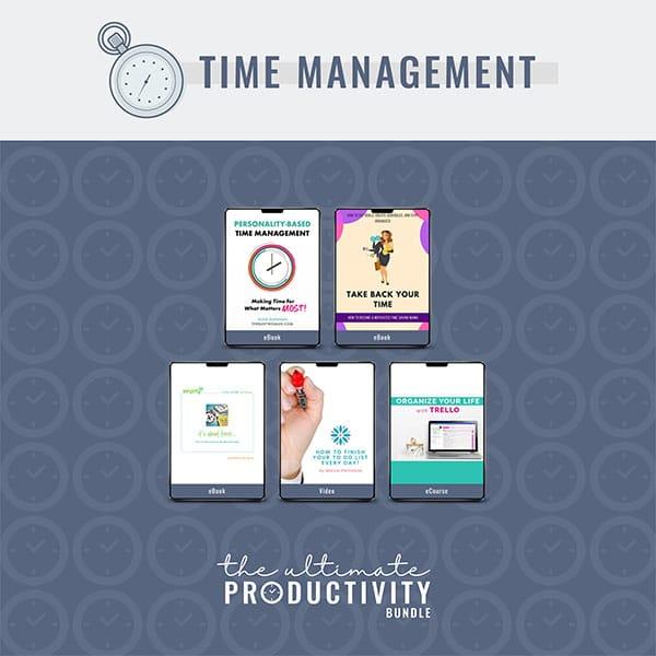 Time Management, Ultimate Productivity Bundle