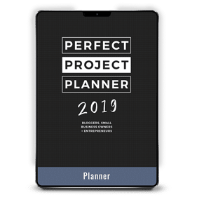 Perfect Project Planner