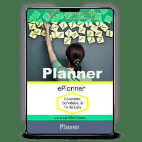 Planner ePlanner