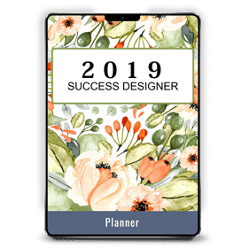 The 2019 Success Designer Planner