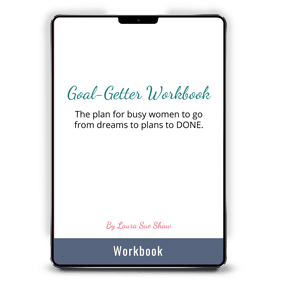 The Goal-Getter Workbook