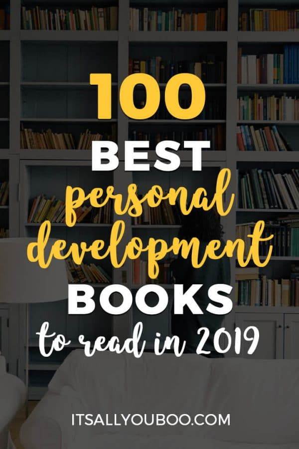 100 Best Personal Development Books to Read in 2019