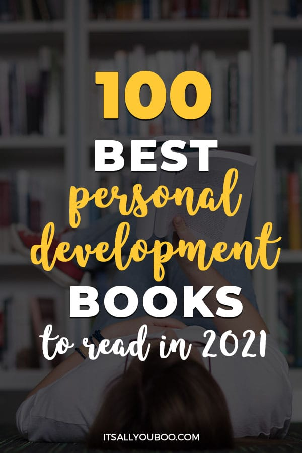 100 Best Personal Development Books to Read in 2021