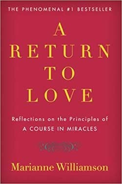 Return to Love Marianne Williamson