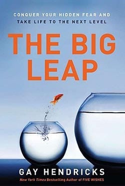 best personal development books - The Big Leap by Gay Hendricks