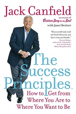 Success Principles by Jack Canfield - Best self-help books for success