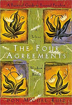 Best books for finding yourself - The Four Agreements by Don Miguel Ruiz