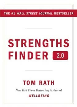personal development book for self-discovery - Strengths Finder 2.0 by Tom Rath