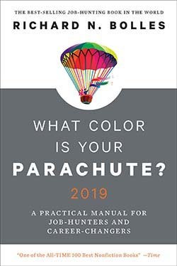 What Color is your Parachute? By Richard N Bolles-self discovery book