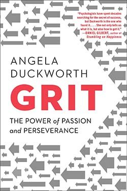 Grit by Angela Duckworth-best personal development books of all time