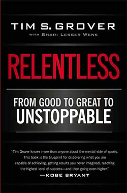 Relentless by Tim Grover - best personal development books
