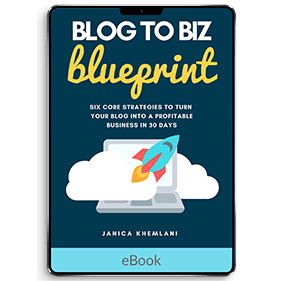 Blog To Biz Blueprint (eBook)