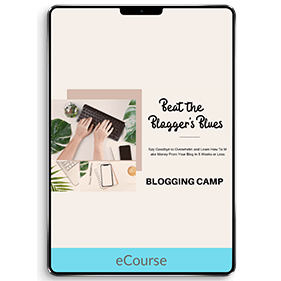 Blogging Camp (eCourse)