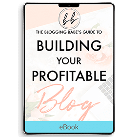 Building Your Profitable Blog (eBook)