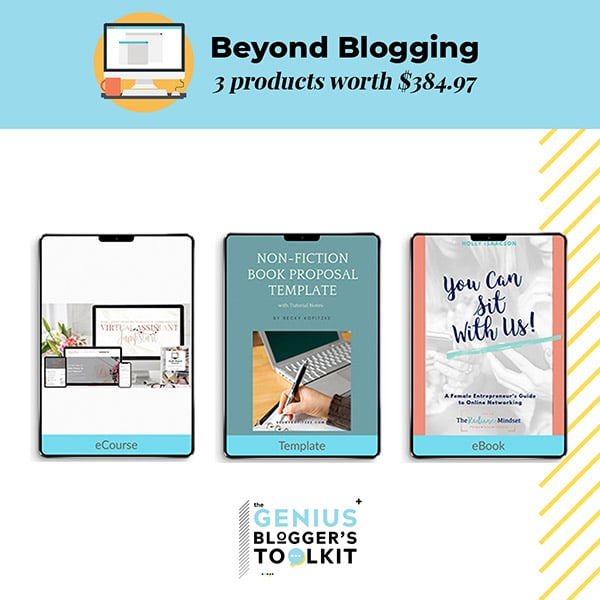 Genius Blogger Toolkit 2019 Review Beyond Blogging Resources