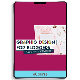 Graphic Design for Bloggers: Design Principles for Online Marketing (eCourse)