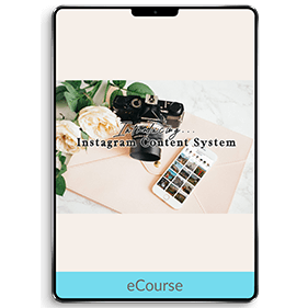 Instagram Content System (eCourse)