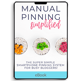 Manual Pinning Simplified (eBook)