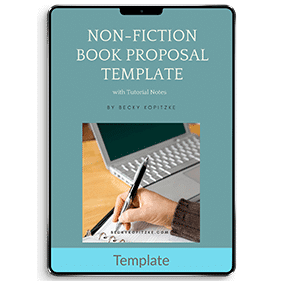 Non-Fiction Book Proposal Template (eBook)