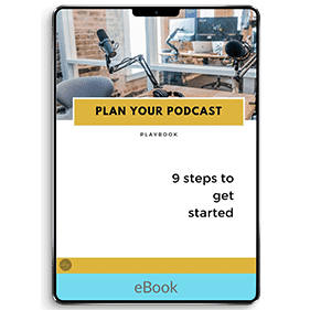 Plan Your Podcast Playbook (eBook)