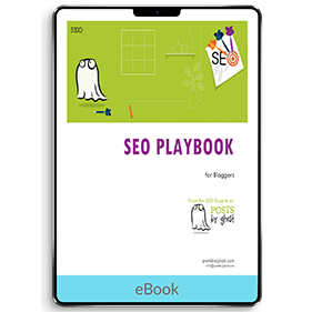 SEO Playbook for Bloggers (eBook)
