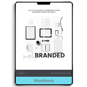 Simply Branded (Workbook)