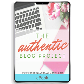 The Authentic Blog Project (eBook)
