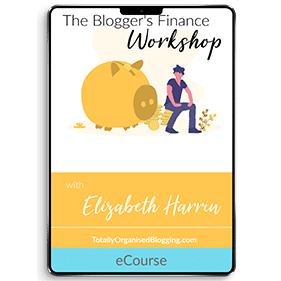 The Blogger's Finance Workshop (eCourse)