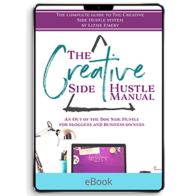 The Creative Side Hustle Manual (eBook)