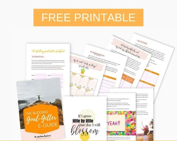 100 Free Printables and Courses - The Budding Optimist