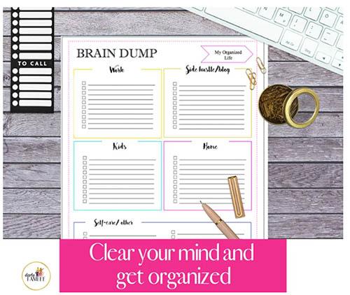 100 Best Freebies and Free Printables - Brain Dump