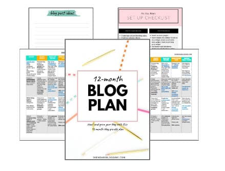 100 Best Freebies and Free Courses - Blog Plan