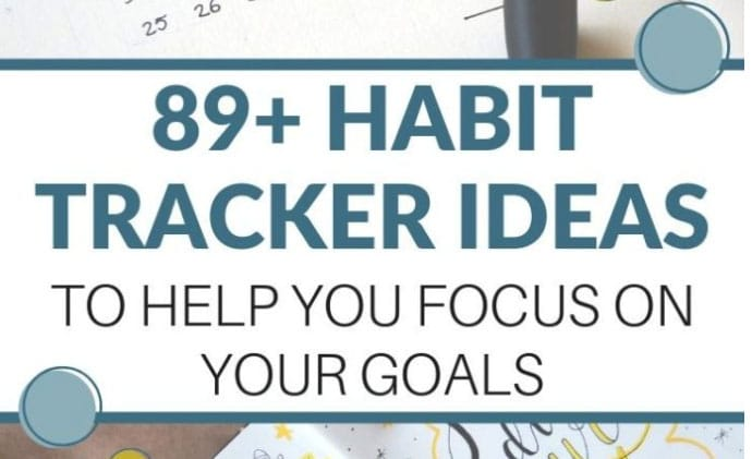100 Best Free Printables and Courses - Habit Tracker Ideas