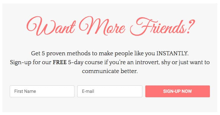 Free Printables and Course - Make Friends