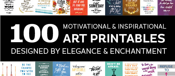 Best Free Printables and Printable Quotes