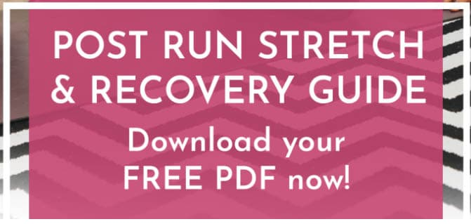 Best Free Health and Wellness Printables - Post-Run