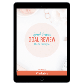 Spark Success: Goal Setting Made Simple