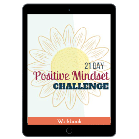 21 Day Positive Mindset Challenge