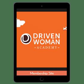 DrivenWoman Academy: 3 Months Access