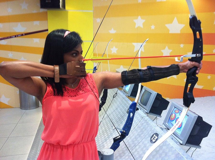 Rosemary Archery